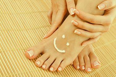 Как избавиться от грибка на ногах лечение