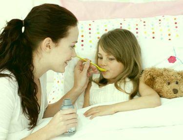 Вывод глистов у ребенка