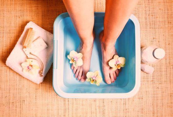 Способу лечения грибка ногтей