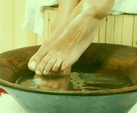 Ванночки от грибка