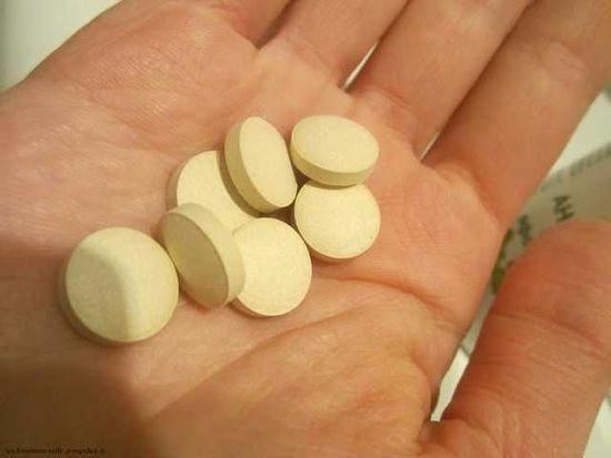 Пероральные препараты от грибка
