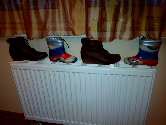 Сушка обуви от грибка
