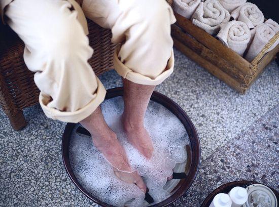 Ванночки против грибка