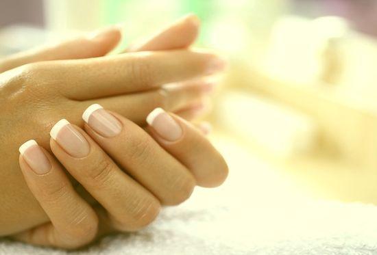 Здоровый ногти