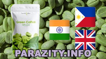 Green Coffee for India UK Philippines