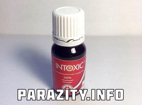 интоксик от паразитов отзывы айрекоменд
