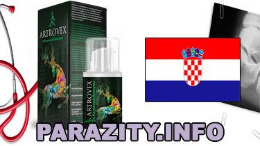 Artrovex for Croatia