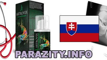 Artrovex for Slovakia